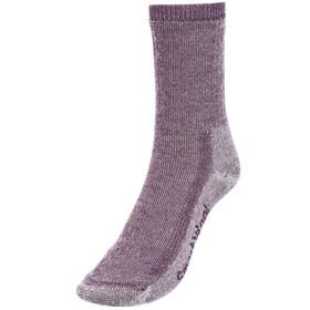 Smartwool Hike Medium Crew - Calcetines Mujer - violeta
